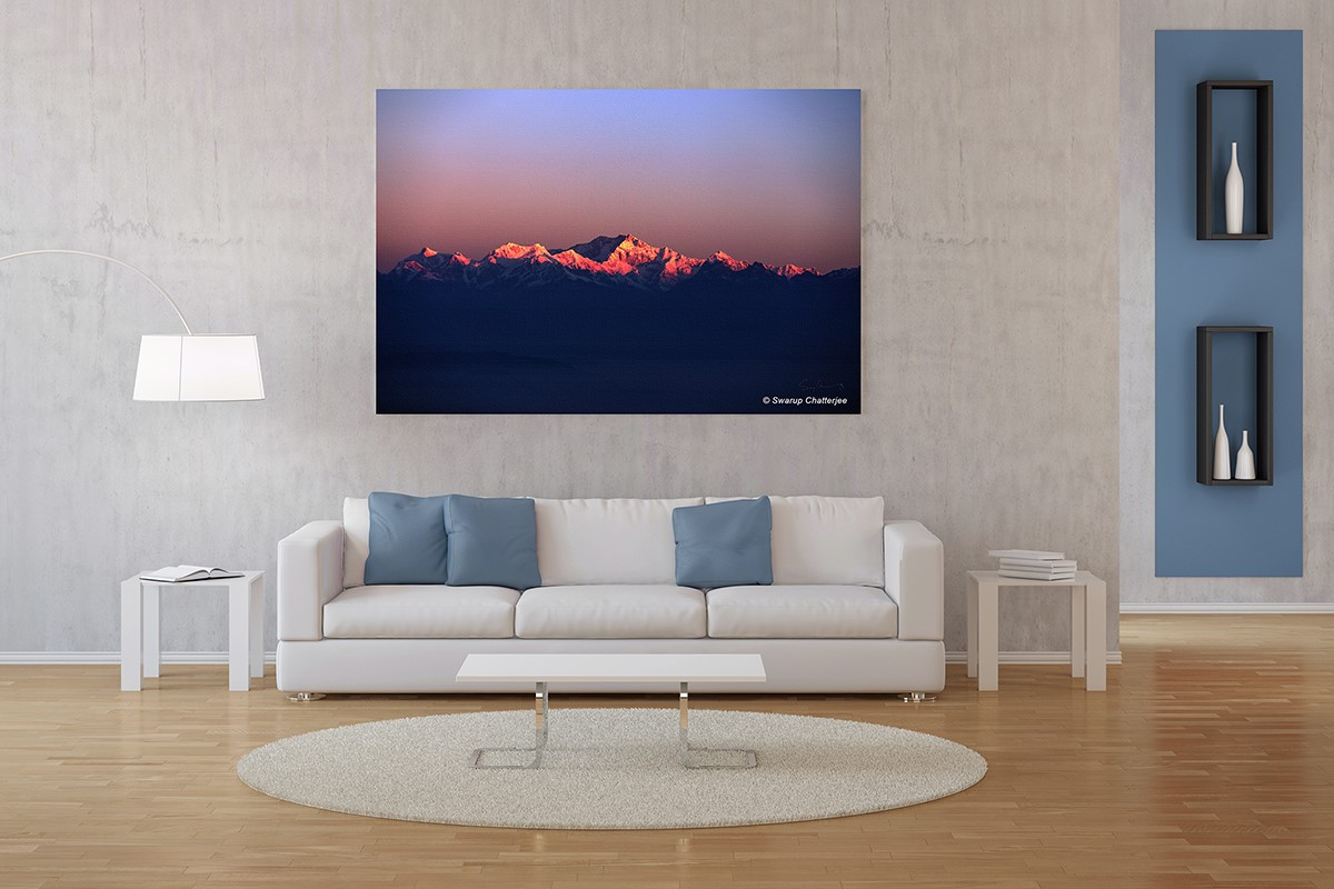 Canvas Artwork for Dining Room