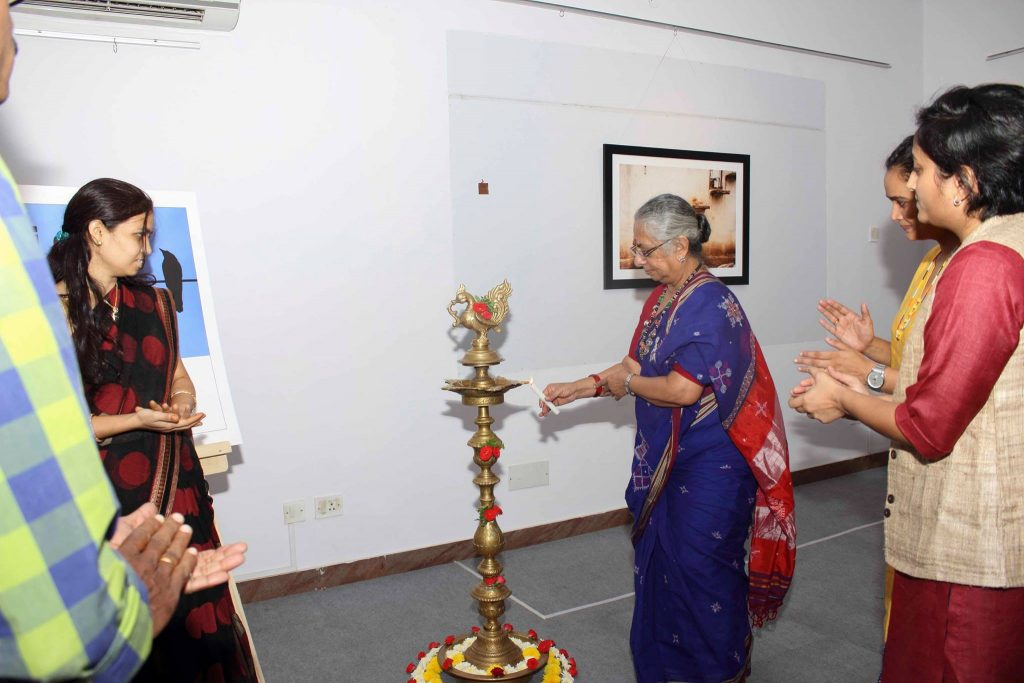 Inaugration of Exhibition