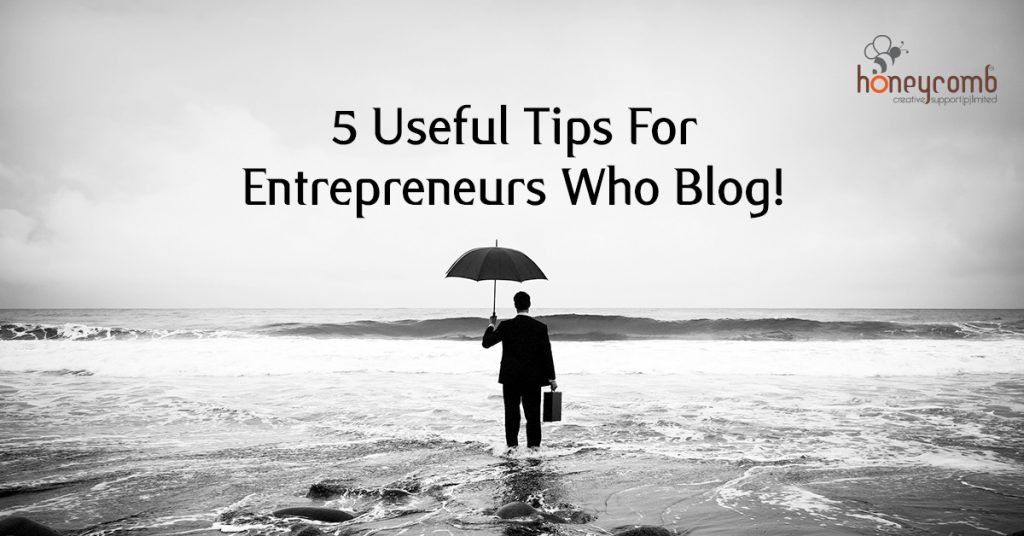 Honeycomb - tips for blogging